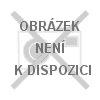 sedlo FORCE RIK HOLE+ sportovn�, �erno-b�l�
